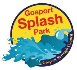 Gosport Splash Park Logo