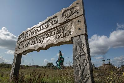 Welcome to Alver Valley Country Park