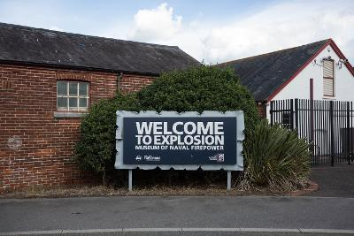 Welcome to Explosion Museum
