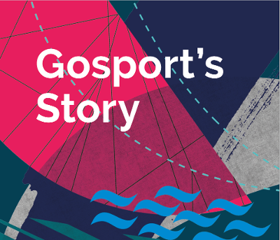 front cover of Gosports Story
