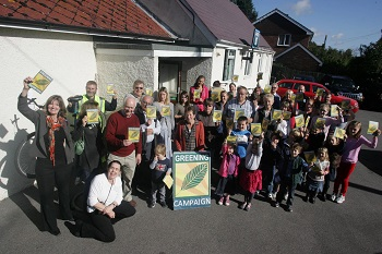 A Greening Campaign community
